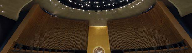 """Генассамблея ООН приняла предложенную Украиной резолюцию о """"проблеме милитаризации"""" Крыма"""