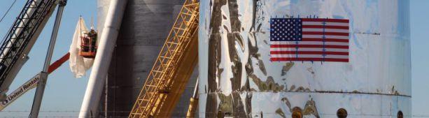 SpaceX Starship или цирк на конной тяге