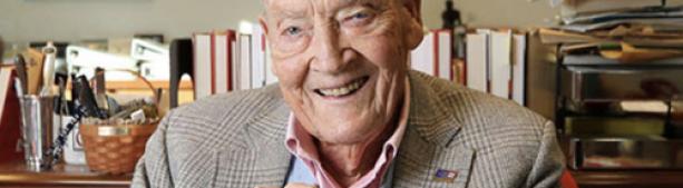 Основатель Vanguard - Джон Богл - умер