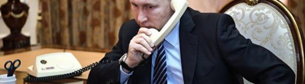 Путин выразил поддержку законным властям в Венесуэле