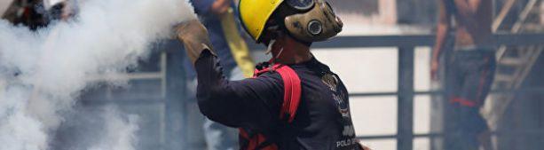 Переворот в Венесуэле 17 лет назад