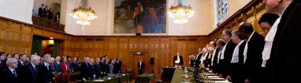 США пригрозили расправой Международному суду в Гааге за расследование против американских мародеров