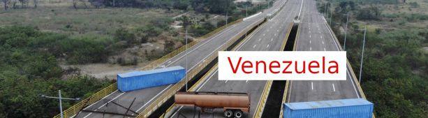 Венесуэла. Как работает западная пропаганда.