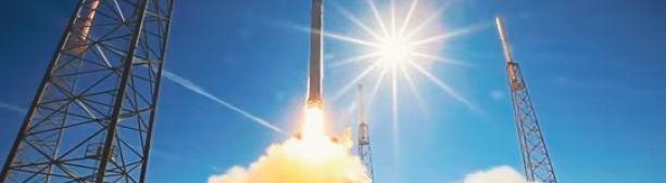 Падение доли России в космических запусках