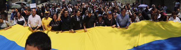 Венесуэла: с интервенцией решено повременить?