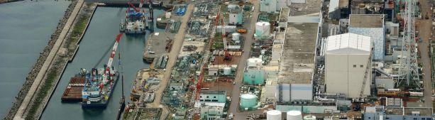 Фукусима - и снова о воде