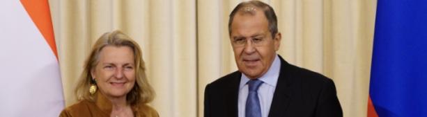 Совместное заявление о создании российско-австрийского Форума общественности «Сочинский диалог»