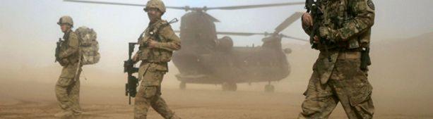 Очередной пиар или хитрый ход? США снова заявили о выводе своих войск из Афганистана