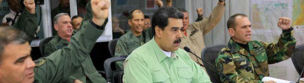 ABC: США обзванивают венесуэльских генералов, принуждая их отвернуться от Мадуро