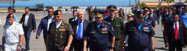 Мысль вслух о визите генерала в Венесуэлу