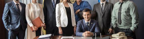 Ширма для Голобородько: Кого объявили советниками кандидата Зеленского