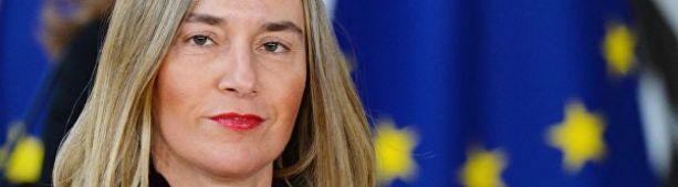 Могерини заявила о непризнании ЕС суверенитета Израиля над Голанами