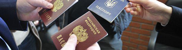 Bloomberg (США): Путин думает о выдаче паспортов украинским сепаратистам