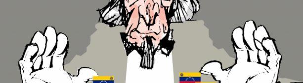 Венесуэла - критический узел графа в плане США