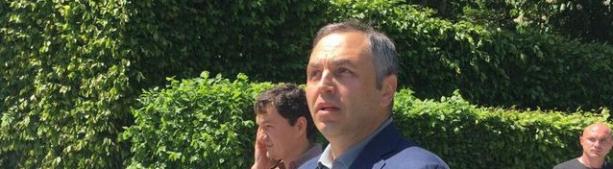 «Порошенко будет сидеть». Первое интервью Портнова в Киеве