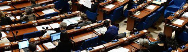 На Украине предложили способ не дать российской делегации вернуться в ПАСЕ