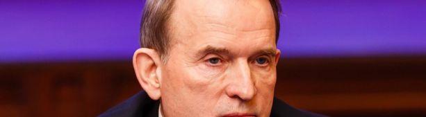 Медведчук заявил о выходе из переговоров по Донбассу