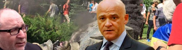 Как снос памятника Жукову в Харькове связан с войной Бени против Порошенко