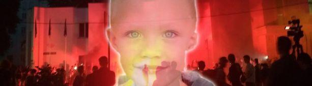 Украина, подлые времена: убийство ребенка дало старт политическим интригам