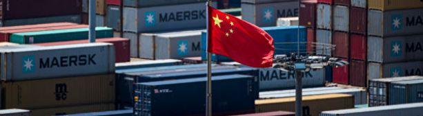 Товарооборот России и Китая