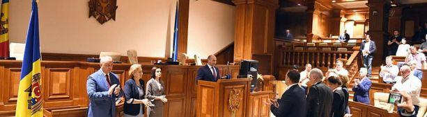 Похоже судьба Молдавии решится в ближайшие часы