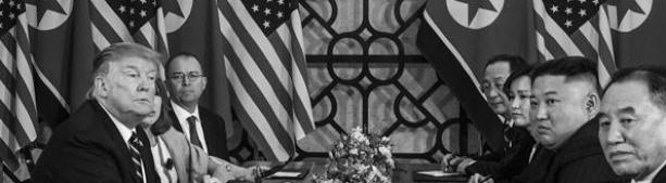 Пограничный почти-саммит. Зачем была нужна неожиданная встреча Кима и Трампа