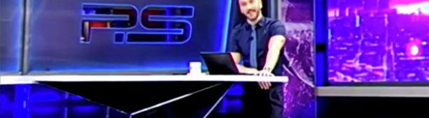 Грузинский журналист Габуния отстранен от эфира
