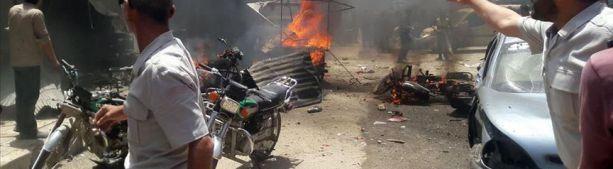 «Террор в южных провинциях Сирии»