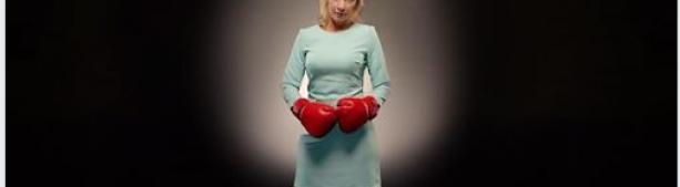 Мария Захарова в боксерских перчатках произвела фурор в Сети.