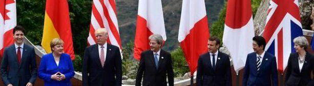 G7. Инородное тело международной политики.