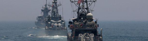Stars and Stripes: в пику «российской угрозе» НАТО отрепетировало поиск мин на Балтике