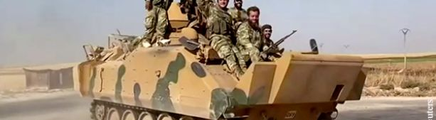 СМИ: сирийская армия вошла в город Табка и взяла под контроль военный аэродром
