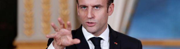 Enfant terrible. Чего хочет Франция?