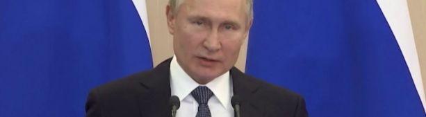 Путин предложил другой путь из-за торможения «Турецкого потока» Болгарией