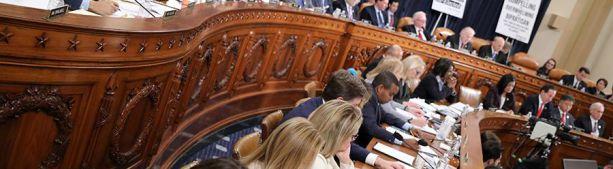 Белый дом назвал слушания по импичменту Трампа «плохим днем для демократов»