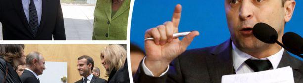 Нормандский формат – новая площадка для европейских вопросов
