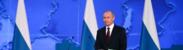 Послание В.В. Путина как часть большого передела мира
