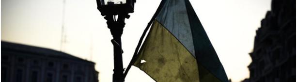 Репортаж из блокированного карантином украинского уездного города N