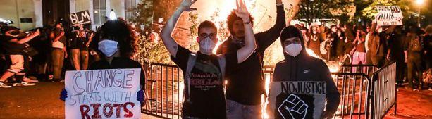 Смерть Джорджа Флойда: что думают о протестах американские полицейские