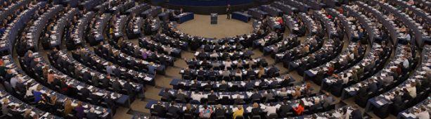 Politico (США): на карантине здание Европарламента было разграблено