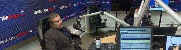 """Реплика Максима Кононенко на """"Вестях FM"""""""