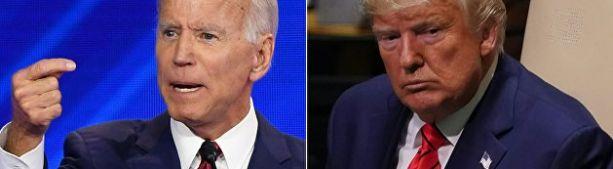 Исследование показало, что Трамп выиграет выборы 3 ноября (Тг Дробницкого)