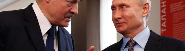Почему никакая элита Беларуси не может быть за РФ?
