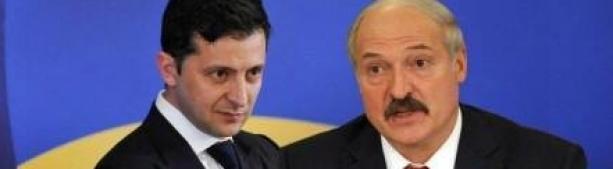 Зеленский и Лукашенко обсудили экстрадицию задержанных участников событий в Донбассе