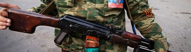 В Донбассе появился «язык войны»