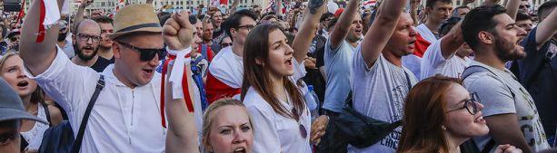 Что происходит в Белоруссии. Итоги девятого дня протестов