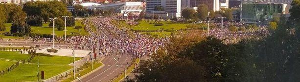 Минские майданщики жалуются, что на митинги ходит все меньше людей