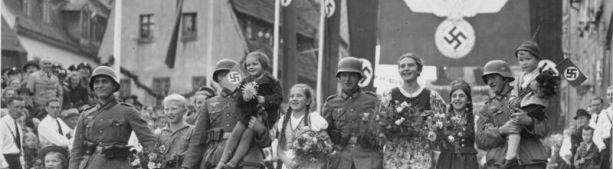 Будущая война украинских нацистов с Россией.