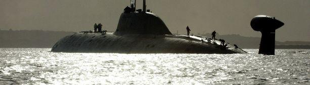 """Daily Mail: количество российских подлодок в Атлантике """"ошеломляет"""""""