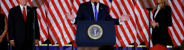 ОБСЕ обвинила Трампа в использовании служебного положения на выборах